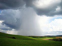 Imatge relacionada amb pluja