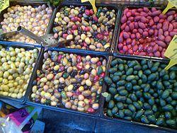 Imatge relacionada amb oliva