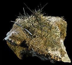 Imatge relacionada amb actinolita
