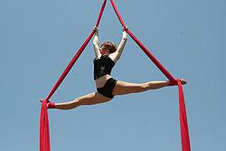 Imatge relacionada amb acrobàcia