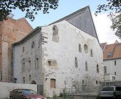 Imatge relacionada amb sinagoga