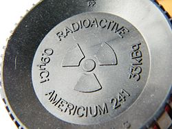 Imatge relacionada amb radioisòtop