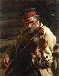 Imatge relacionada amb violinista
