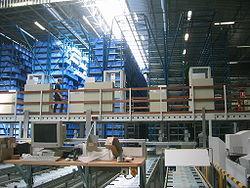 Imatge relacionada amb magatzem
