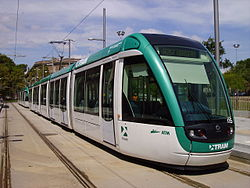 Imatge relacionada amb tram