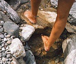 Imatge relacionada amb descalç