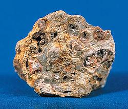 Imatge relacionada amb bauxita