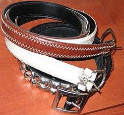 Imatge relacionada amb cinturó