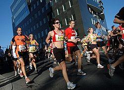 Imatge relacionada amb marató