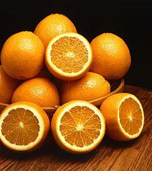 Imatge relacionada amb taronja