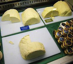 Imatge relacionada amb mantega