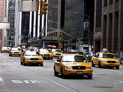 Imatge relacionada amb taxi