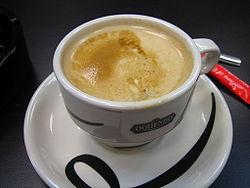 Imatge relacionada amb cafè amb llet