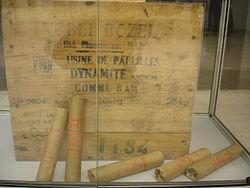 Imatge relacionada amb dinamita