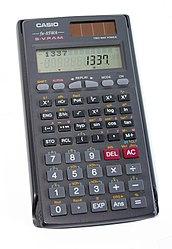 Imatge relacionada amb calculadora
