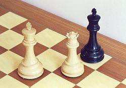 Imatge relacionada amb escac i mat