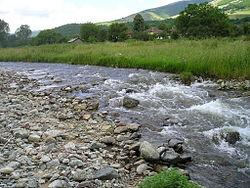 Imatge relacionada amb riu
