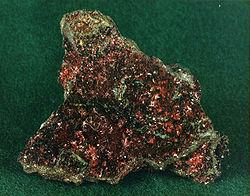 Imatge relacionada amb cuprita