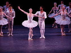 Imatge relacionada amb ballet