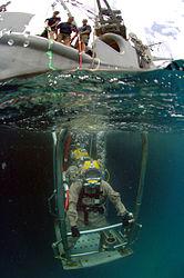 Imatge relacionada amb submarinisme