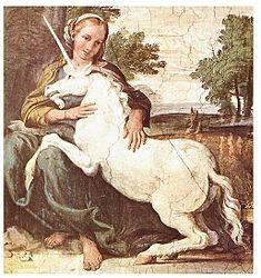 Imatge relacionada amb unicorn