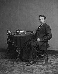 Imatge relacionada amb fonògraf
