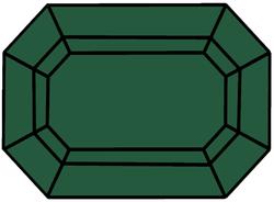 Imatge relacionada amb maragda