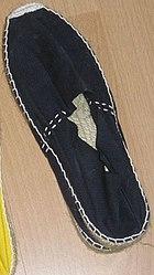Imatge relacionada amb espardenya