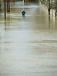 Imatge relacionada amb inundació