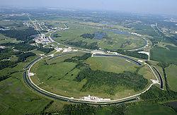Imatge relacionada amb accelerador de partícules