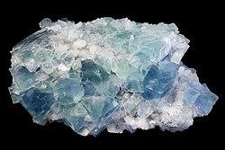Imatge relacionada amb fluorita