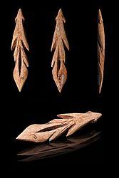Imatge relacionada amb arpó