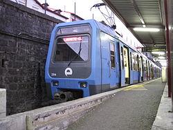 Imatge relacionada amb euskotren