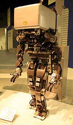 Imatge relacionada amb robot
