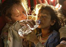 Imatge relacionada amb deshidratació