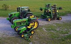 Imatge relacionada amb tractor