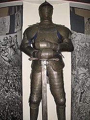 Imatge relacionada amb cavaller