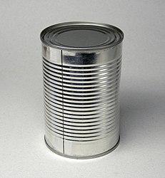 Imatge relacionada amb llauna