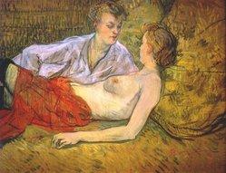 Imatge relacionada amb lesbiana
