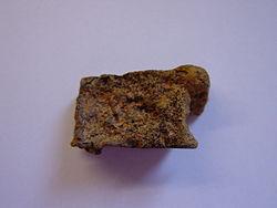Imatge relacionada amb limonita