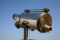 Imatge relacionada amb telescopi