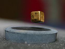 Imatge relacionada amb superconductivitat