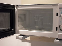 Imatge relacionada amb forn microones