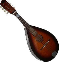 Imatge relacionada amb mandolina