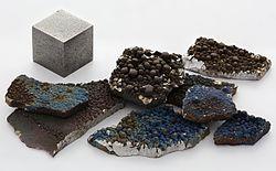 Imatge relacionada amb manganès