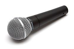 Imatge relacionada amb micròfon