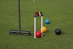 Imatge relacionada amb croquet