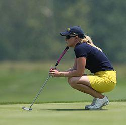 Imatge relacionada amb golf