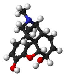 Imatge relacionada amb morfina