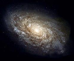 Imatge relacionada amb galàxia